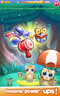 12 Bubble Cat 2 App screenshot