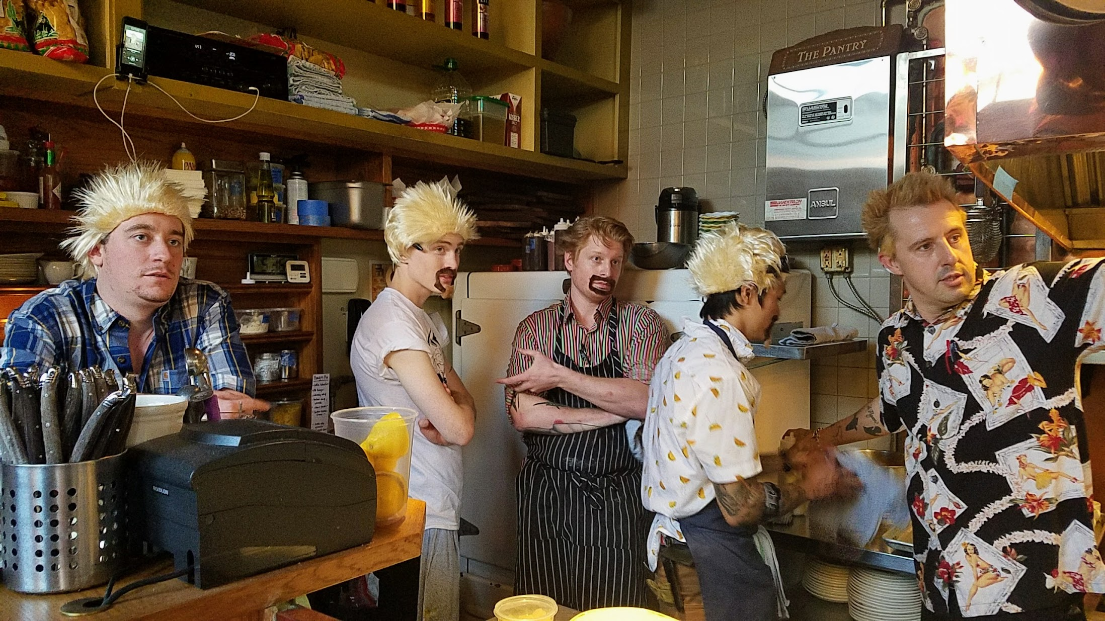 Rucker's Bitchin Kitchen Photo Recap