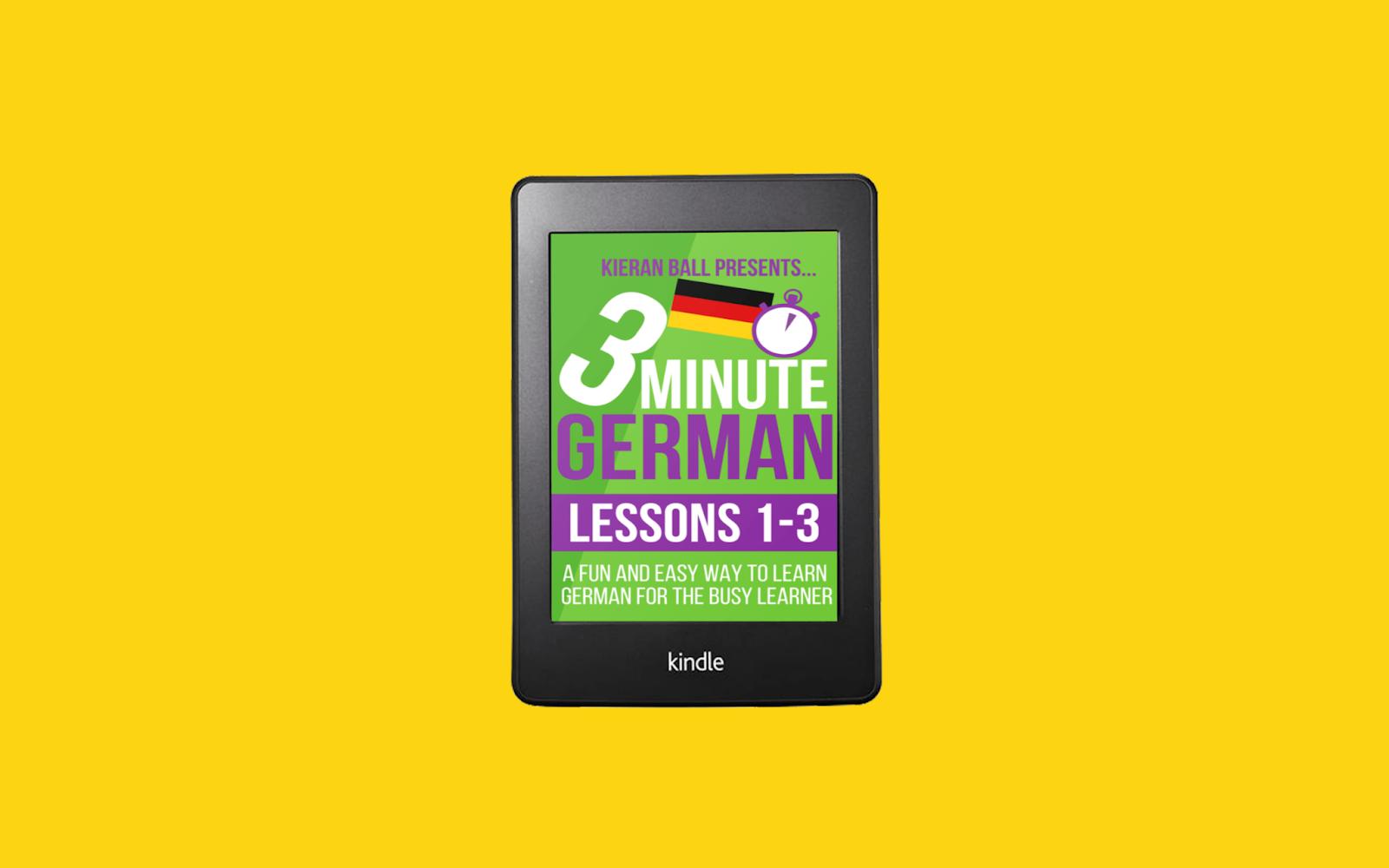Ebook học tiếng Đức giúp bạn học mọi lúc mọi nơi chỉ với một thiết bị