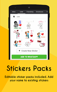 Stickers Maker for WhatsApp - Create New WA Packs Screenshot
