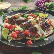 Chilli Grilled Beef Salad