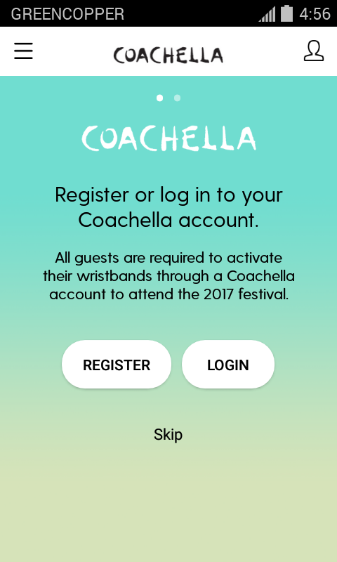 Coachella 2017 Official- screenshot