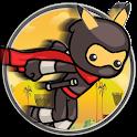 Ninja Пикачу бежать icon