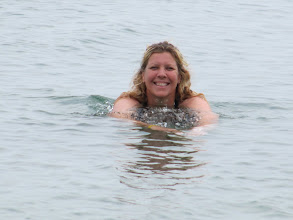 Photo: Day 101 - Swimming in the Marmaris Sea at the Camp Site