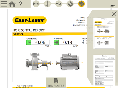 Easy-Laser XT Alignment- screenshot thumbnail
