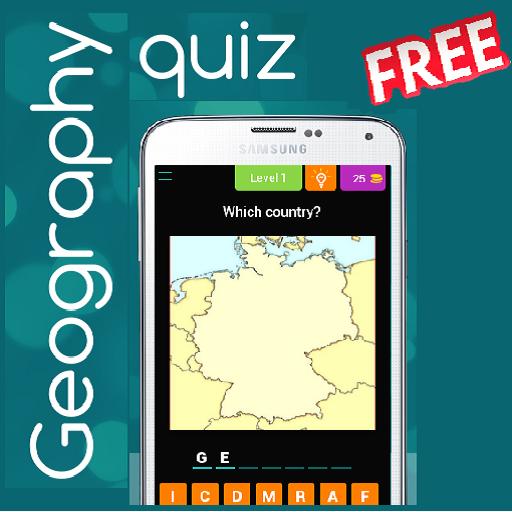 益智の地理クイズ LOGO-記事Game