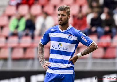 Kortrijk-spits Lars Veldwijk is opgeroepen voor de nationale ploeg van Zuid-Afrika