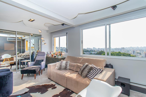 Apartamento Residencial à venda, Partenon, Porto Alegre 65m²