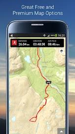 Sports Tracker Running Cycling Screenshot 4