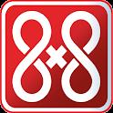 8x8 icon
