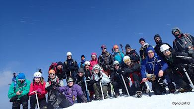 Photo: Gorci na vrhu - Veliki Snežnik 1796 m
