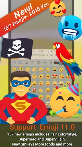 ai.type Free Emoji Keyboard Free-9.5.9.5 screenshots 2