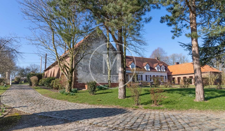 Maison avec terrasse Fauquembergues