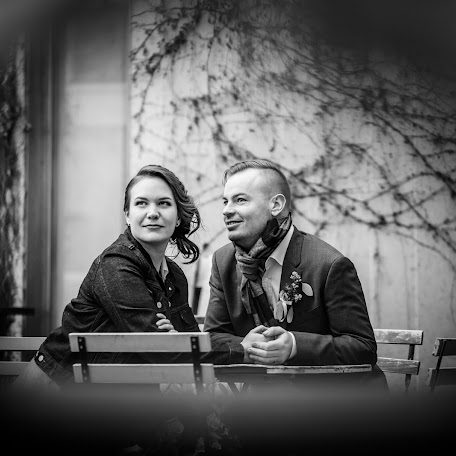 Wedding photographer Matouš Bárta (barta). Photo of 15.02.2018