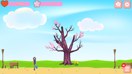 Game Blossom Clicker VIP APK for Windows Phone