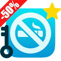 Qwit Pro LICENSE, Stop Smoking icon
