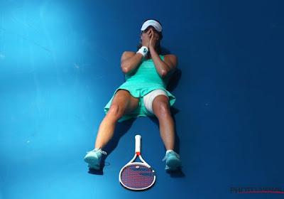 Alizé Cornet kwaad door de omstandigheden waarin ze moest spelen op de Australian Open