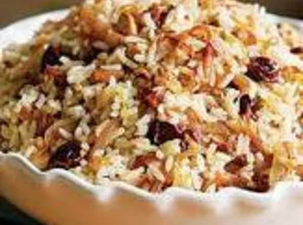Rice Pilaf With Meat