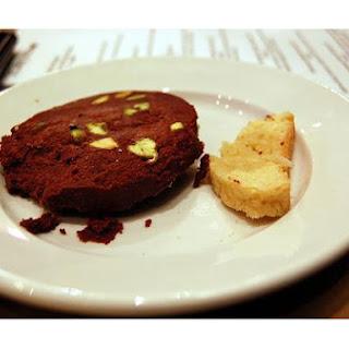 Italian Chocolate Cookies.