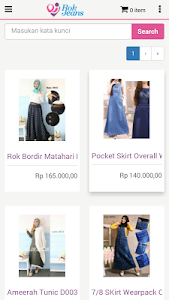 RokJeans.com screenshot 0