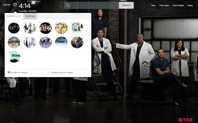 Greys Anatomy Wallpapers Hd Theme