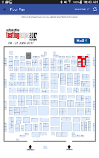 Automotive Testing EXPO Europe – Miniaturansicht des Screenshots