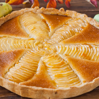 Pear And Cream Tart Recipes