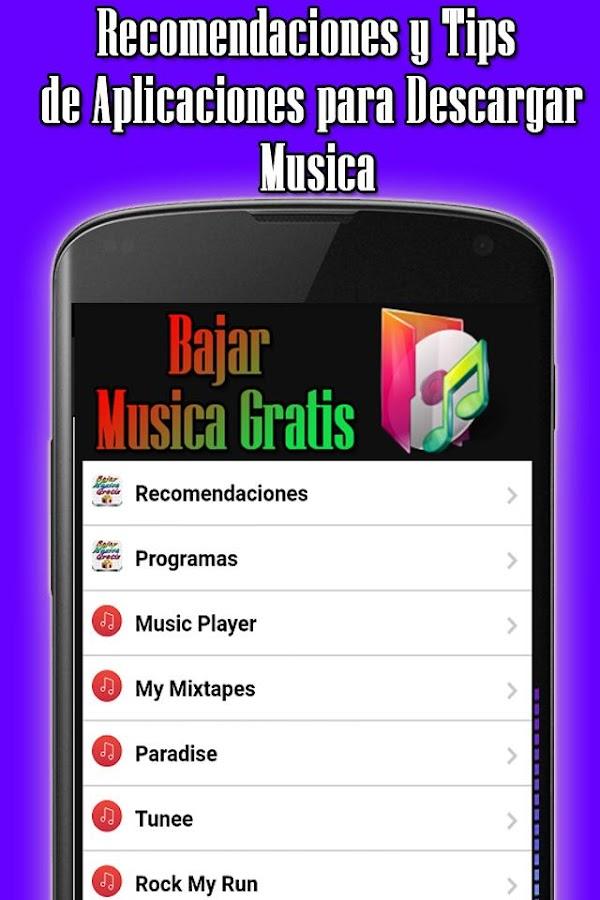 Bajar Musica Gratis Guia - Android Apps on Google Play