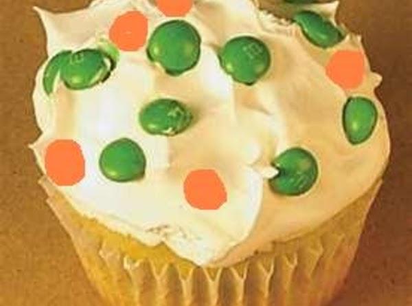Irish Flag Cupcakes Recipe
