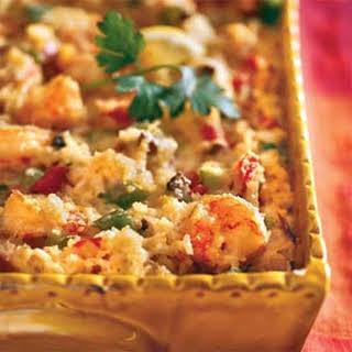 Shrimp Casserole With Cream Of Shrimp Soup Recipes.