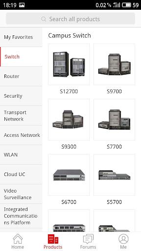 Huawei HiKnow 6.1.0 screenshots 2