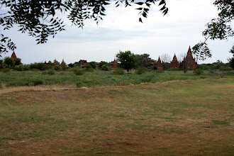 Photo: Year 2 Day 57 -  Hotel Grounds and View of Temples #3