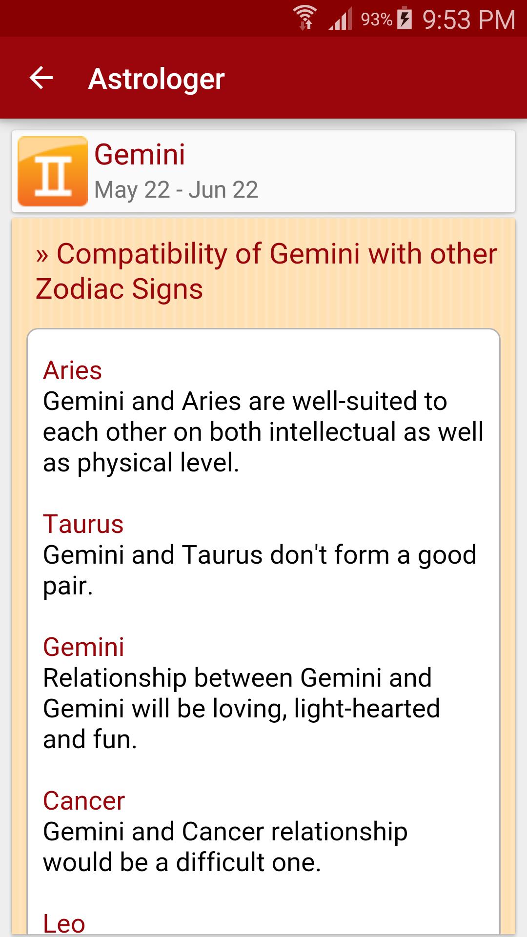 Astrologer screenshot #4