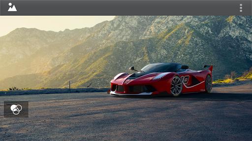 Rare Wallpaper - Ferrari FXX K