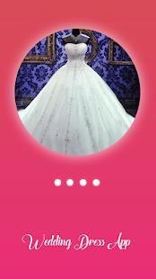 Wedding Dress App - náhled