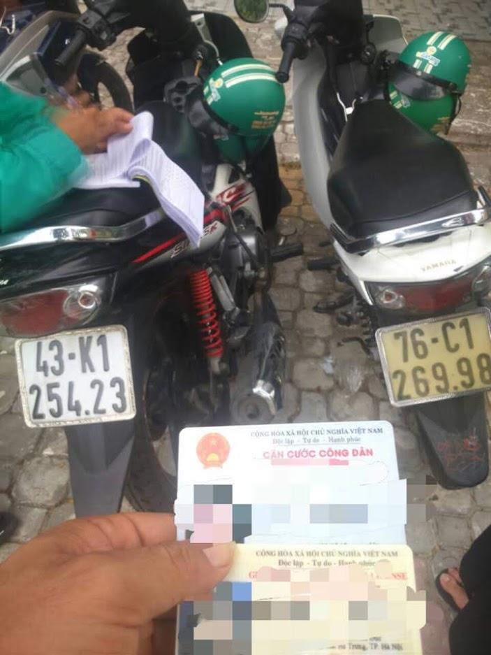 Thủ tục cần thiết khi thuê xe máy tại Đà Nẵng