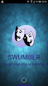 Swumber: Multiple phone number screenshot 0