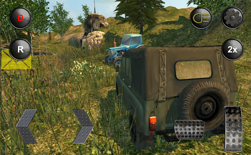 4×4 Russian SUVs Off-Road 3.0.52 APK Mod for Android 1