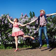 Wedding photographer Anastasiya Torshina (mnogogranek). Photo of 18.06.2014