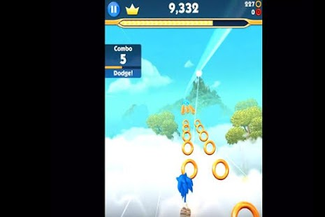 Tips for sonic dash 2 boom - náhled