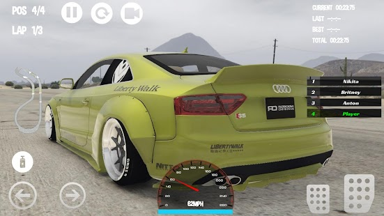 Car Racing Audi Game Android Apps On Google Play - Audi car 3d games