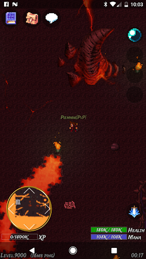 WinterSun MMORPG (Retro 2D) screenshots 3