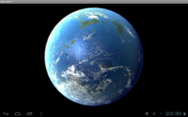 Скриншот Moon Terra 3D
