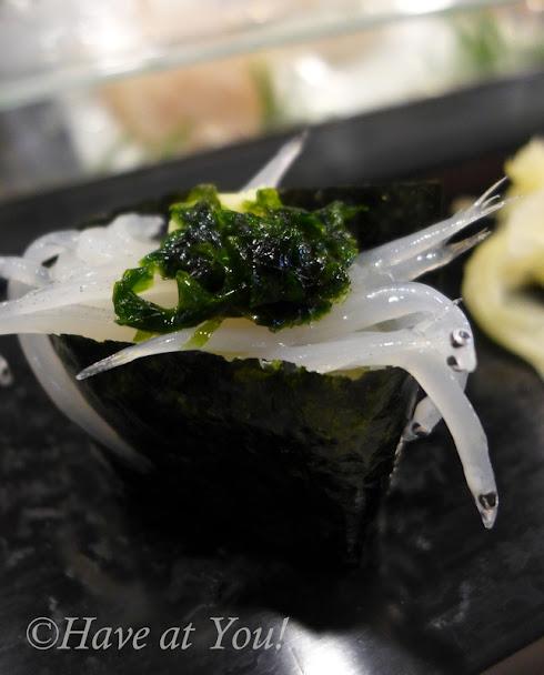 shirasu sushi