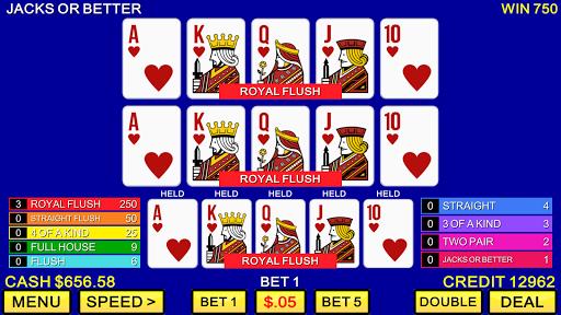 Multi Video Poker apklade screenshots 2