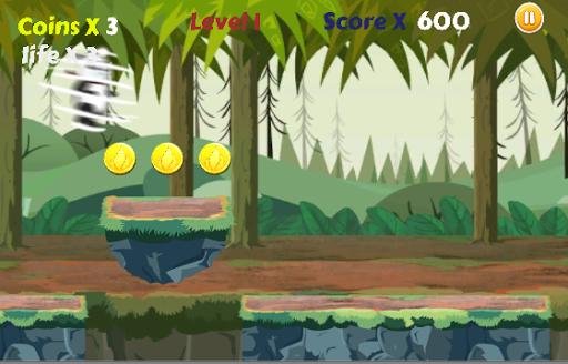 Télécharger Gratuit Panda run APK MOD (Astuce) screenshots 4