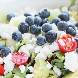 FRUIT AND FETA SALAD