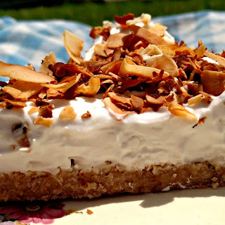 Gluten Free Low Carb Coconut Pie