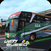Unduh Livery Bus ALS Gratis
