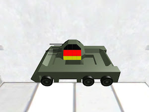 Armored Car Mk.6 2nd Model
